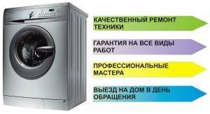 ремонт стиралки Днепр